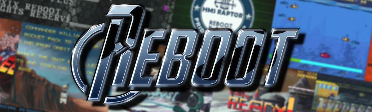 Reboot News!